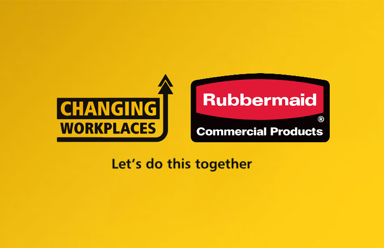 Rubbermaid publishes 'Changing Workplaces' report