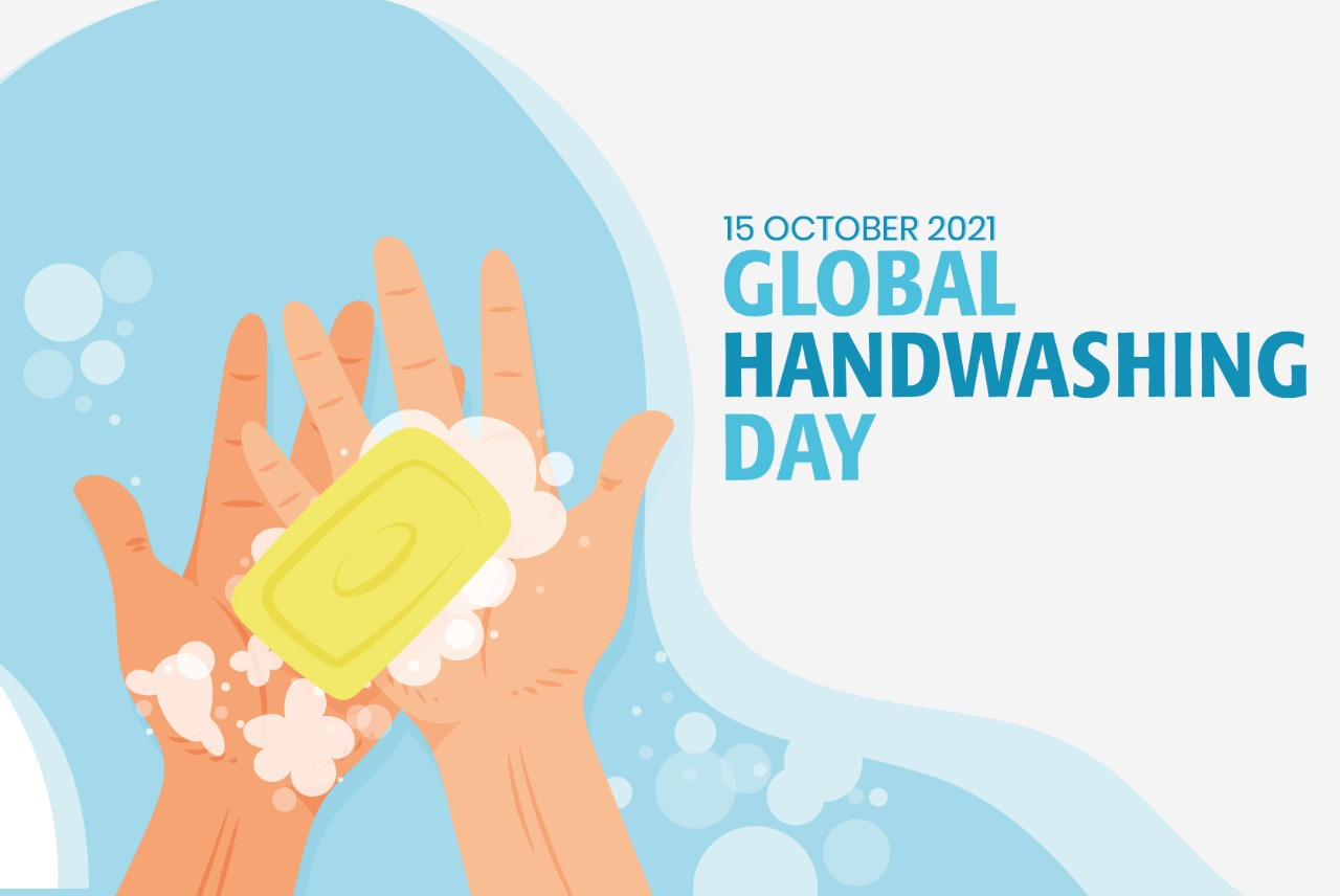Hand Hygiene - Because the future is at our hands