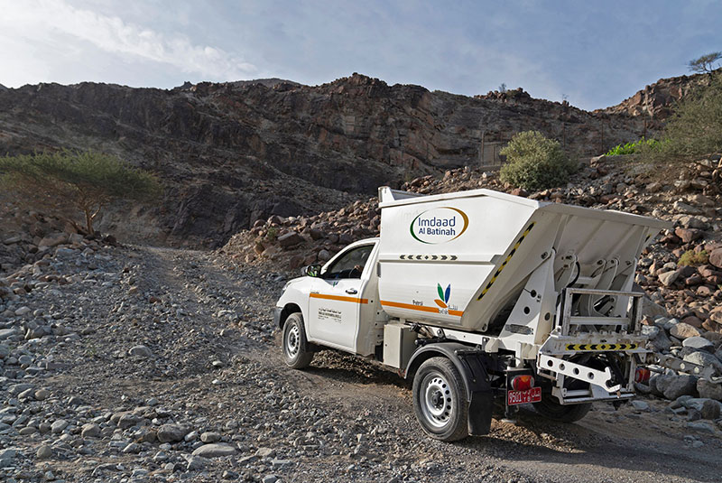 Imdaad plays a vital role as Cyclone Shaheen clean-up efforts  continue
