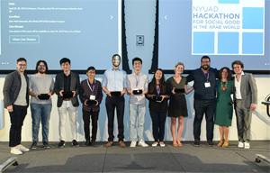 App to reduce food waste wins NYU Abu Dhabi's annual hackathon