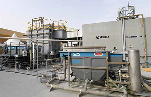 Dubai Municipality launches hazardous industrial wastewater treatment plant