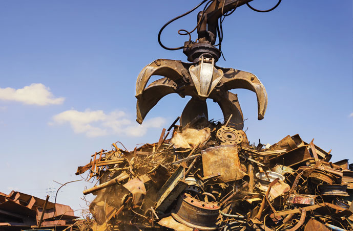 Future bright for Middle East metal recycling industry?