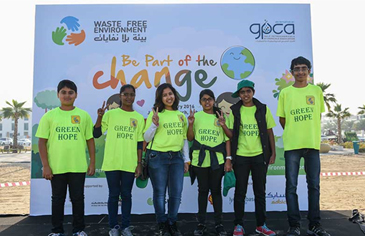 GPCA adds North America, Australia and Sri Lanka to Global 'Waste Free Environment' Campaign