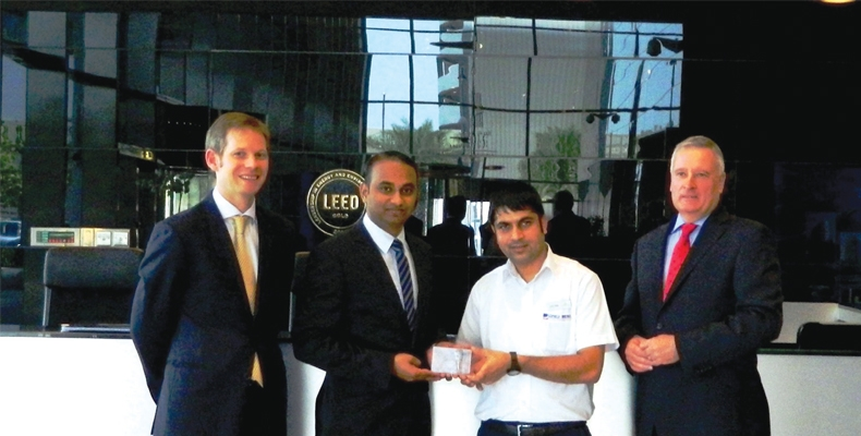Cofely Besix opens the first British Institute of Cleaning Science (BICSc) Centre of Excellence in the Middle East