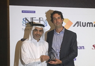 Dubai Municipality and Philips Lighting awarded 'Best Government-Private Sector Initiative' for Dubai Lamp