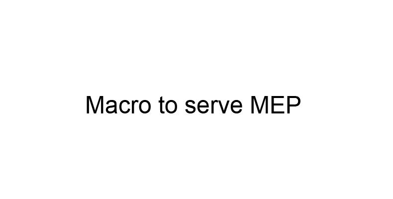 Macro to serve MEP maintenance for Dubai law firm