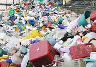 SEZ units allowed to import solid plastic scrap for recycling