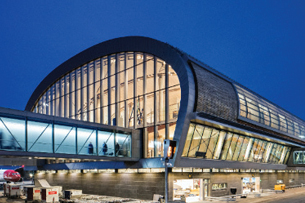 """World's greenest terminal"" launches at Oslo Airport"