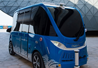 Masdar City, Abu Dhabi to introduce first operational autonomous mobility service in MENA with unveiling of NAVYA 'Autonom Shuttle'