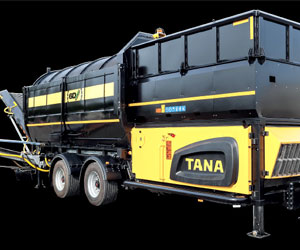 Tana Smart Drum Screen
