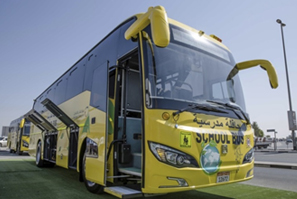 Emirates Transport to launch the first electric-powered school bus in the region