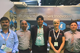Waste Management Innovation from Northern Ireland