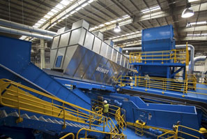 Bee'ah's MRF becomes leading producer of recovered plastics