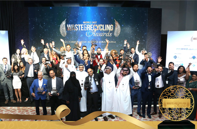 MIDDLE EAST WASTE & RECYCLING AWARDS 2018