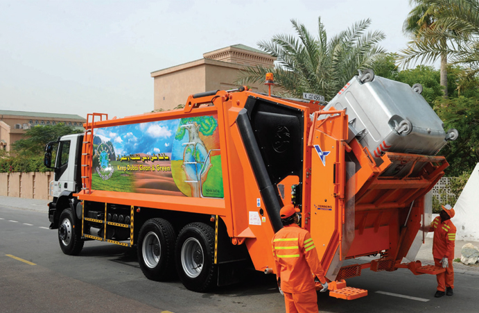 Spearheading sustainable waste management solutions