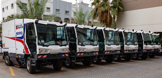 OUTDOOR CLEANING: UAE-based Intercare delivers Dulevo 6000 road sweepers to West Coast Group
