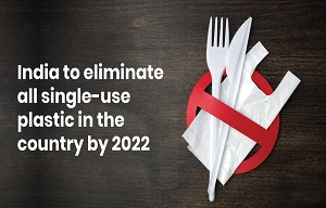 Ban on plastic in India