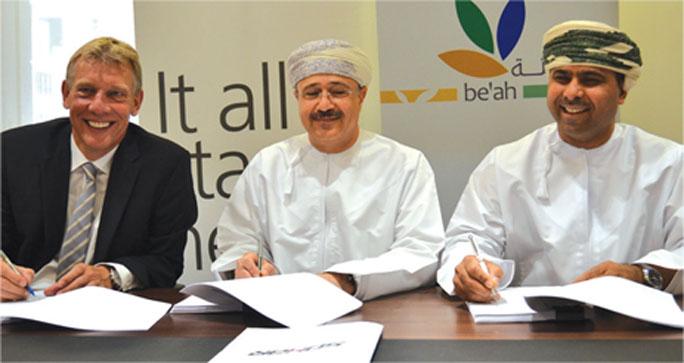 Sohar Port inks major waste management deal with be'ah