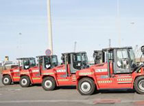 Abu Dhabi Ports invests in new equipment to improve operational efficiency