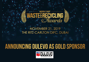 MEWAR Awards announces DULEVO as Gold Sponsor
