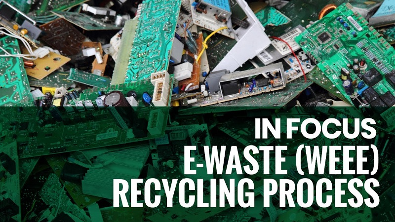 E-Waste (WEEE) Recycling