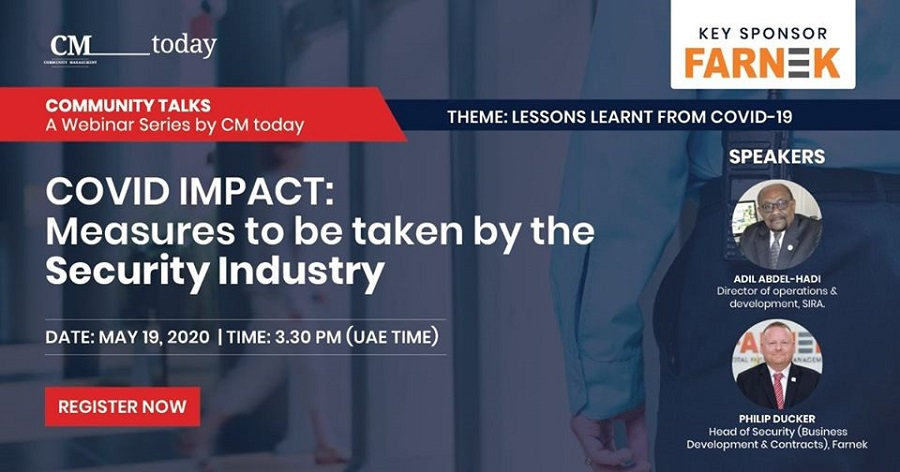 COVID-19 Impact: Measures to be taken by the security industry