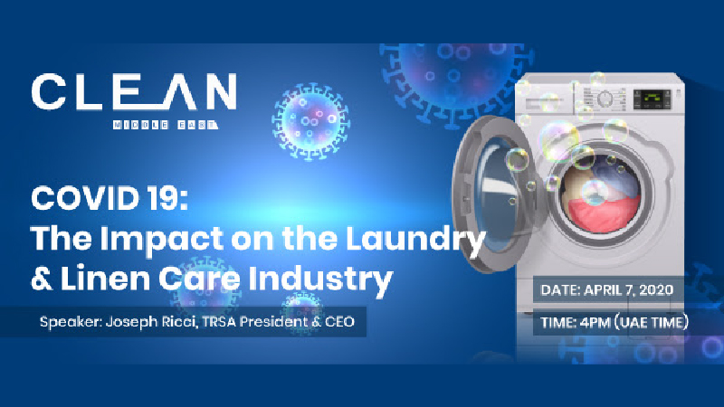 COVID-19: Impact on laundry and linen care industry