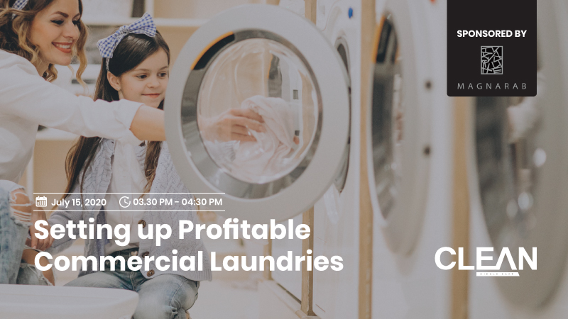Designed to Deliver: Setting up Profitable Commercial Laundries