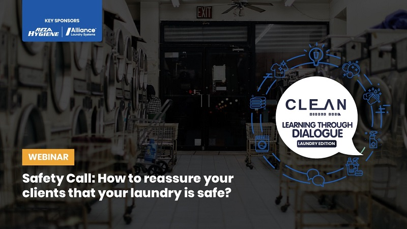 Safety Call: How to reassure your clients that your laundry is safe?
