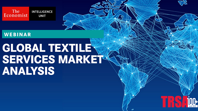 Global Textile Services Market Analysis with TRSA & The Economist Intelligence Unit
