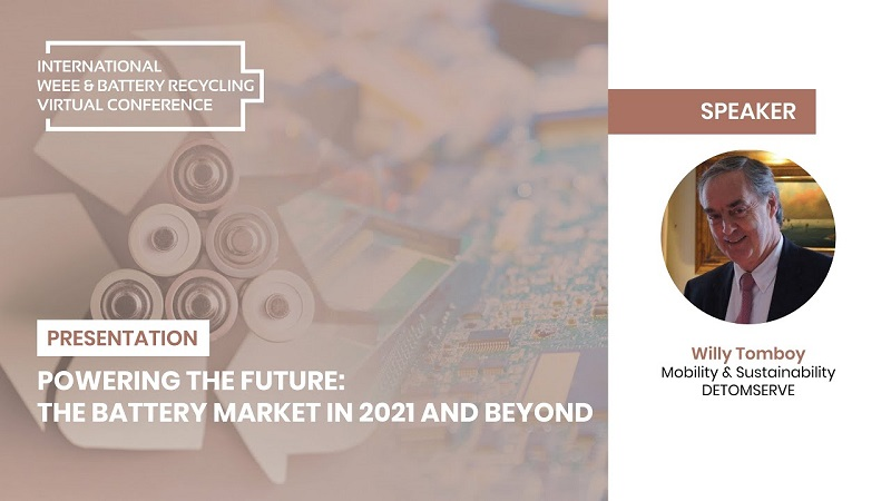 Presentation: Powering the Future The Battery Market in 2021 and Beyond