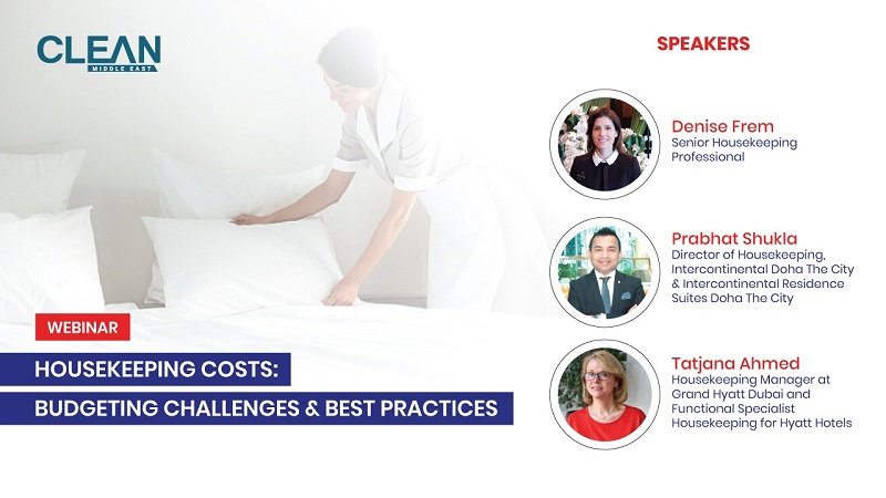 Houskeeping Costs: Budgeting challenges & Best Practices