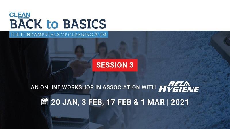 [Workshop] Back to Basics | Session 3