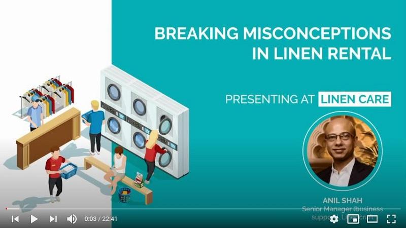 Linen Care | Breaking Misconceptions in Linen Rental