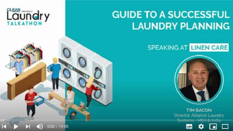 Linen Care | Guide to a Successful Laundry Planning