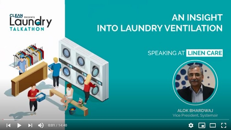 Linen Care | An Insight into Laundry Ventilation