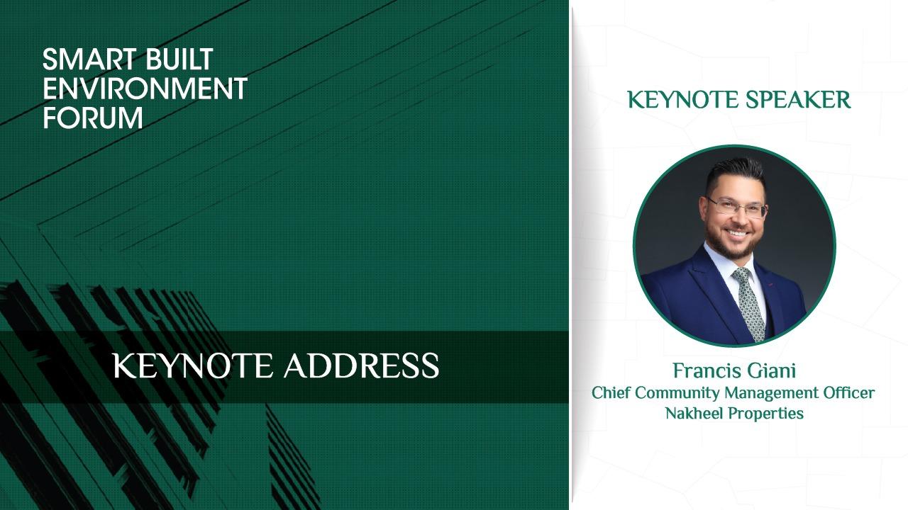 Smart Built Environment Forum & Awards 2021